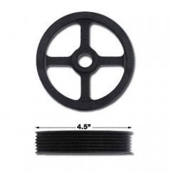 """4.5"""" Power Steering Pump Pulley (Serpentine)"""